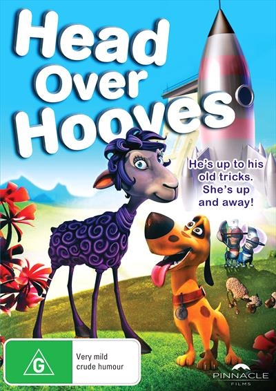 HEAD OVER HOOVES
